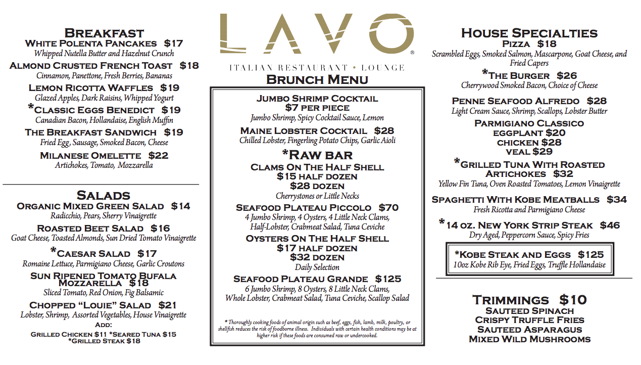 Lavo lv bottle service discotech the 1 nightlife app for 1 oak nyc table prices