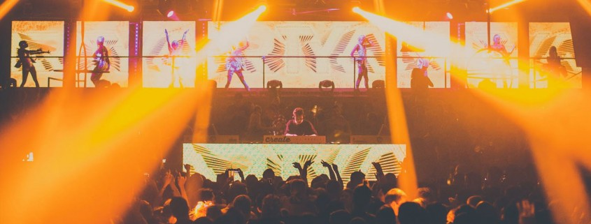 Create Nightclub Free Ticket Giveaway - Discotech - The #1 Nightlife App