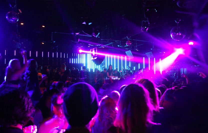 Sound Nightclub Insider S Guide Discotech The 1