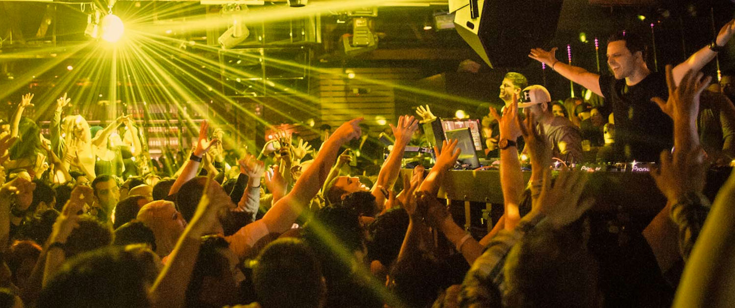 Best Edm Clubs In Los Angeles Discotech The 1