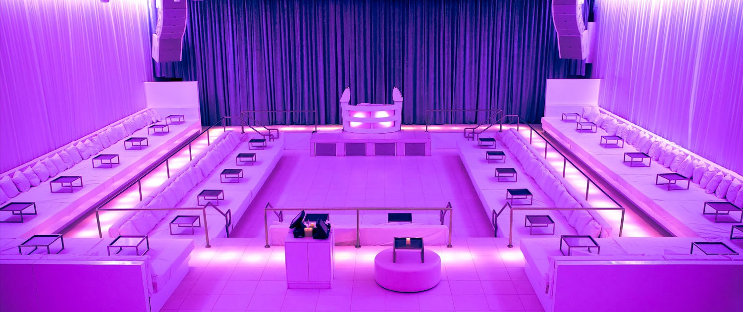 Location Supperclub Is Located At  Hollywood Blvd
