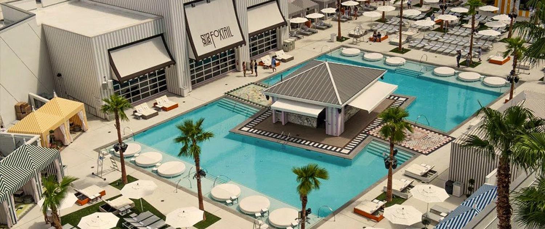Foxtail Pool, SLS Las Vegas
