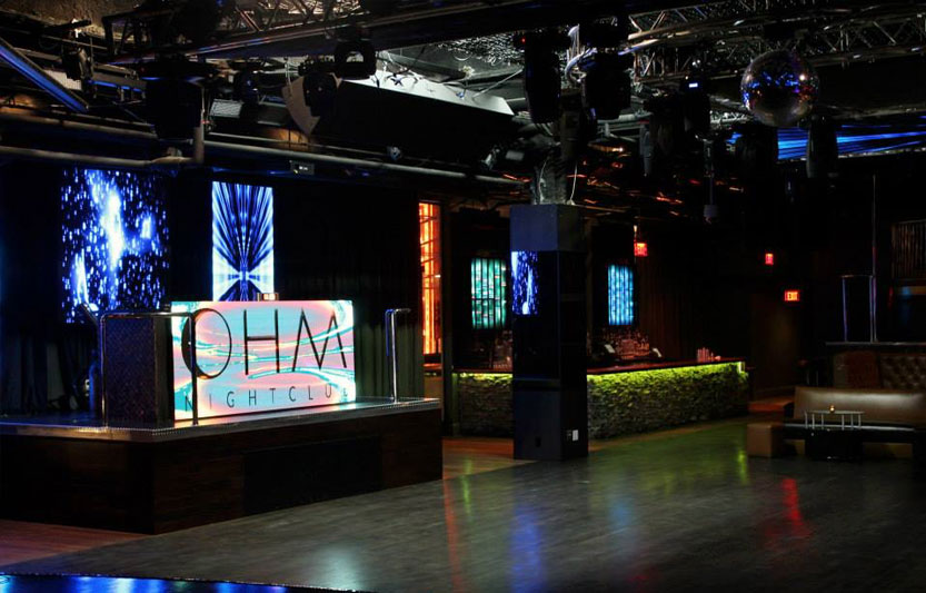 Ohm Nightclub Insider S Guide Discotech The 1
