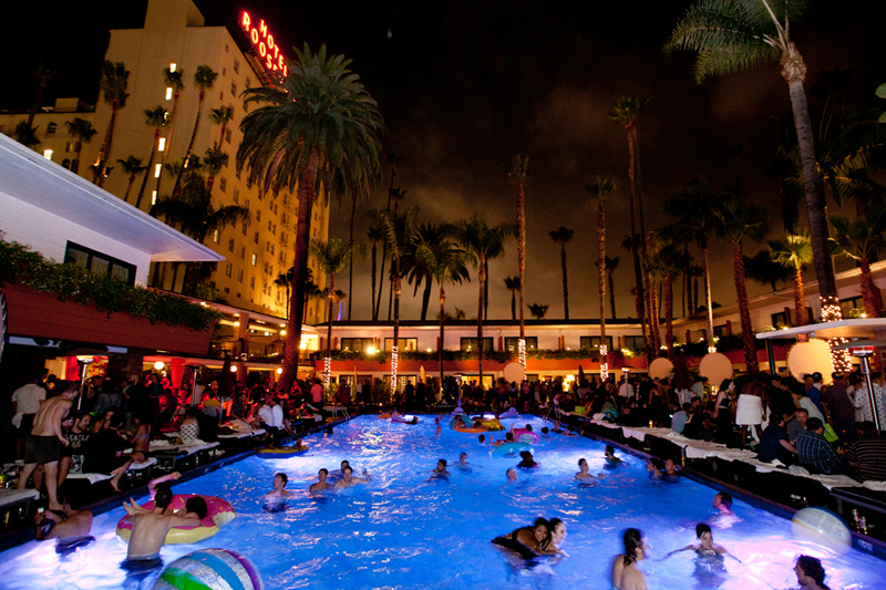 What Are The Best La Pool Parties In 2015 Discotech The 1 Nightlife App