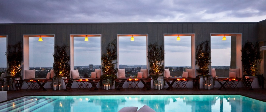 The 10 Best Rooftop Bars In Los Angeles Discotech The