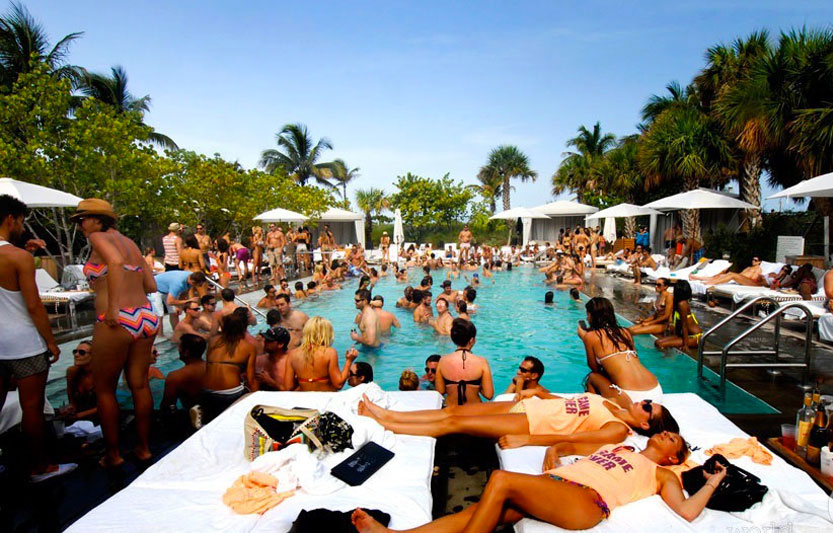 Hyde Beach Miami Insider\'s Guide - Discotech - The #1 Nightlife App