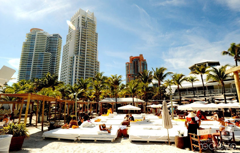 Nikki Beach Miami Insider S Guide Discotech The 1