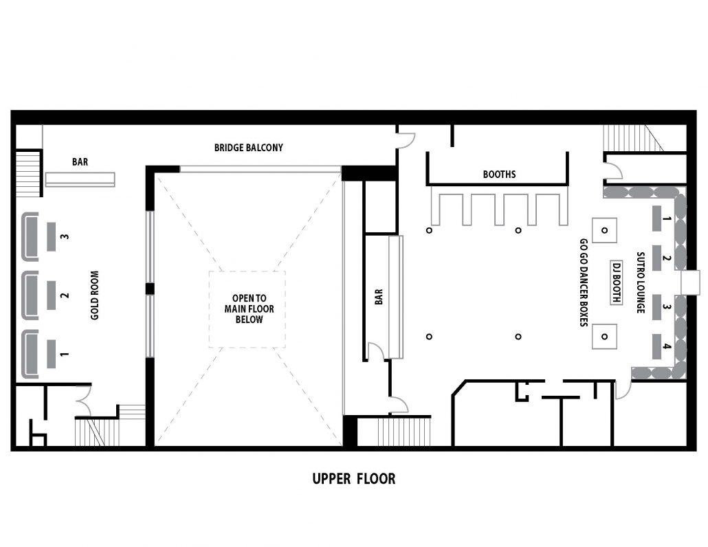 1015 Folsom Floor Plan