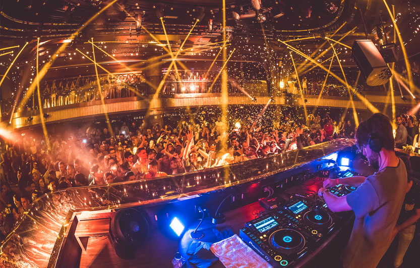 Jewel Nightclub At Aria Insider S Guide Discotech The
