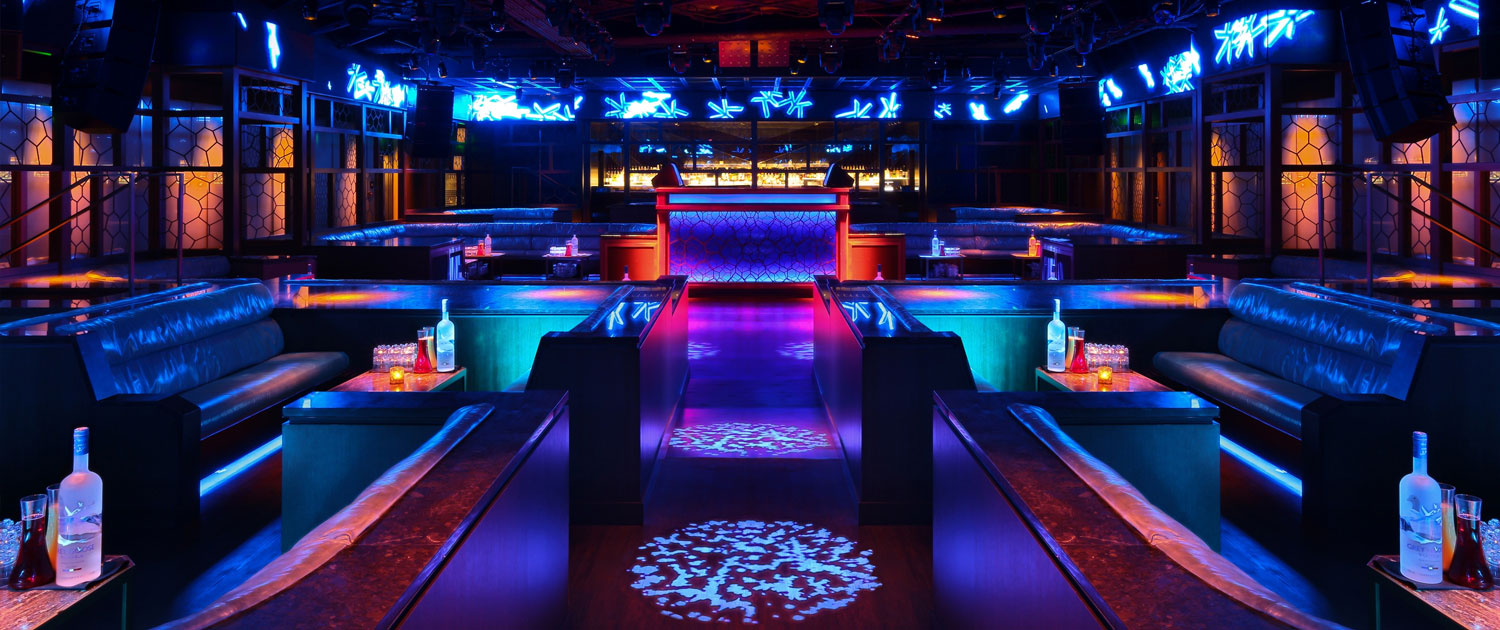 Top 10 Hip Hop Clubs in Las Vegas - Discotech - The #1