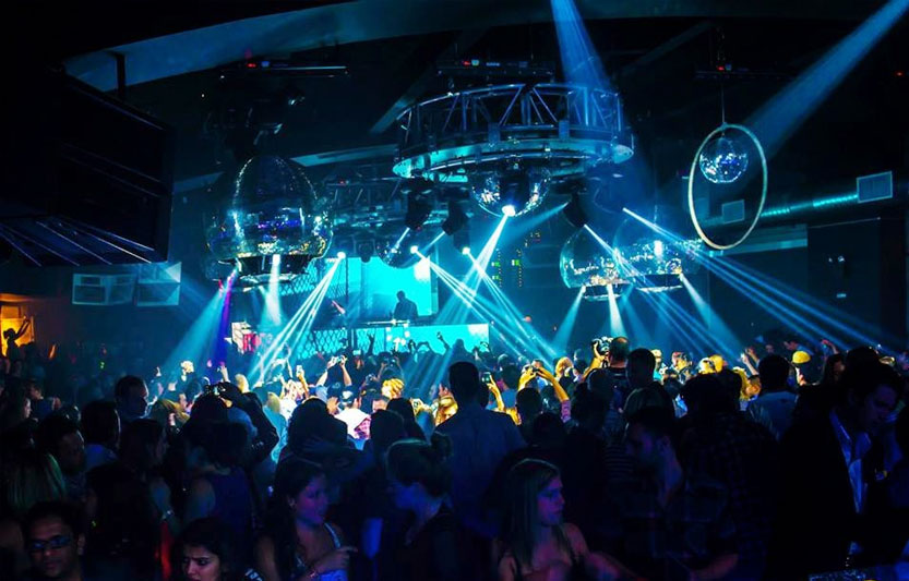 Best Edm Electronic Dance Clubs In Nyc Discotech The