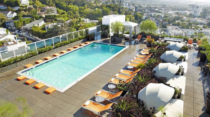 The 10 Best Rooftop Bars in Los Angeles - Discotech - The ...