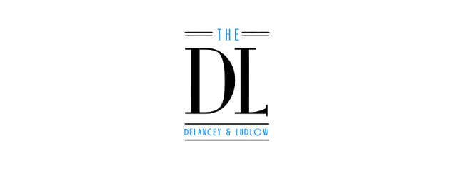 Dl Lounge Nightclub official logo.