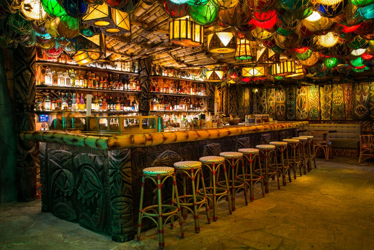 False Idol San Diego S New Tiki Bar Now Open Discotech