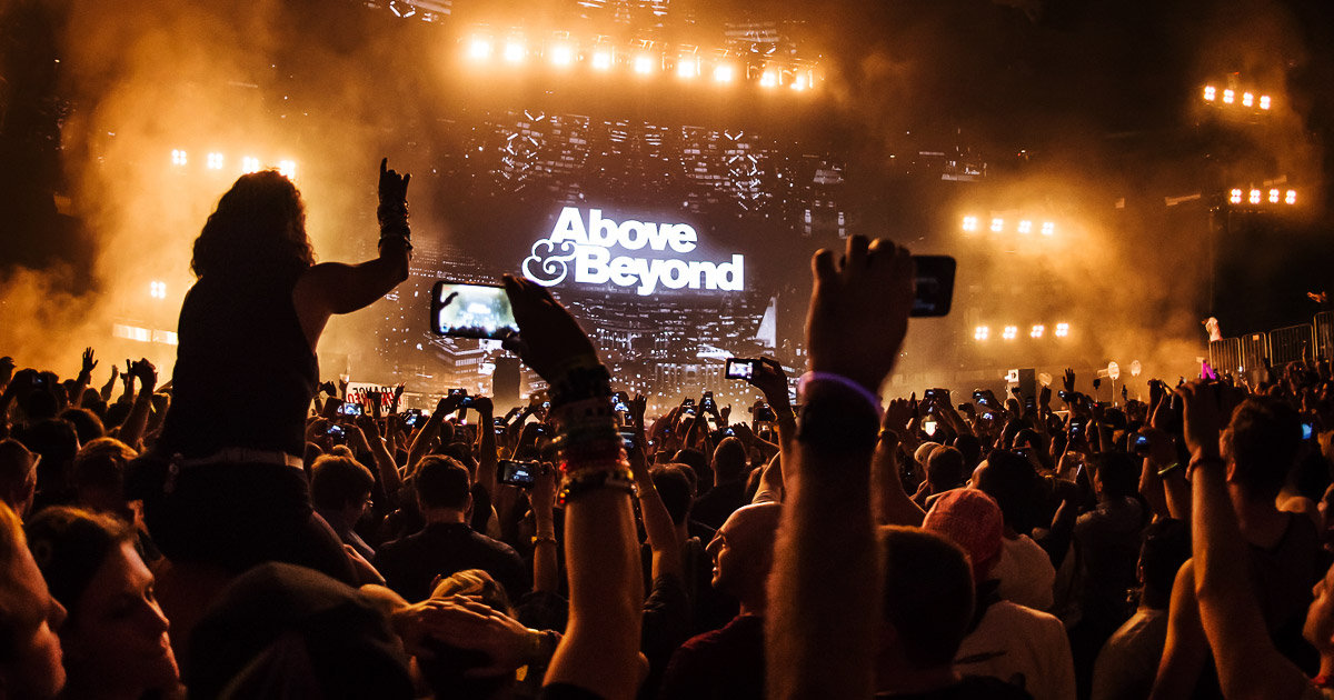 Above beyond at omnia sd promo code discotech the 1 for Above and beyond