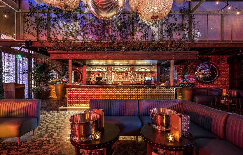 Avenue Hollywood Nightclub Grand Opening in LA - Discotech