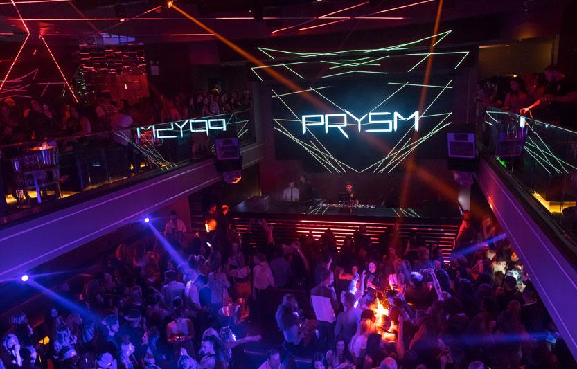 Prysm - Discotech - The #1 Nightlife App