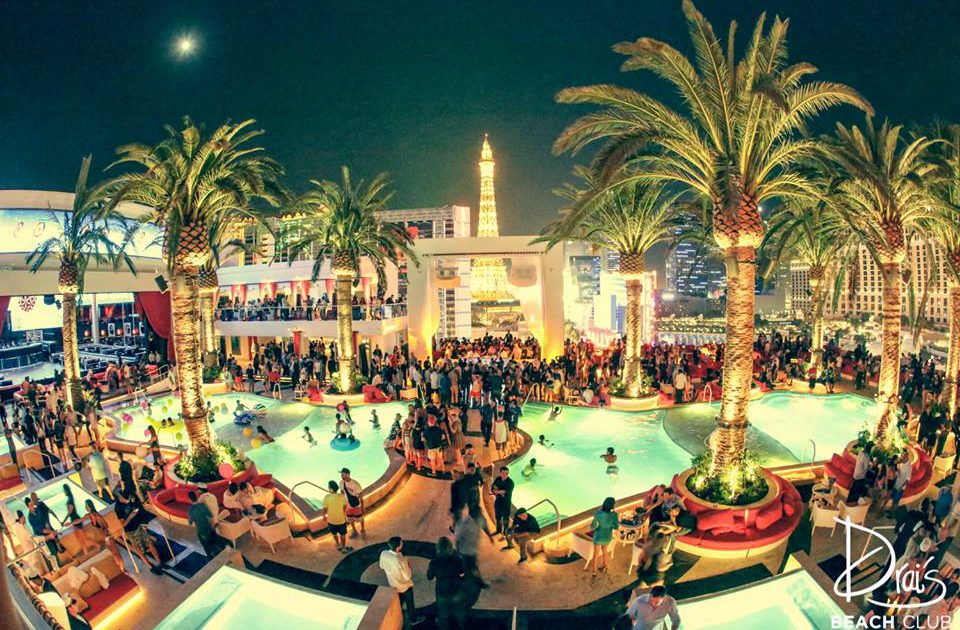 Drais Nightswim Tuesdays At Nightclub