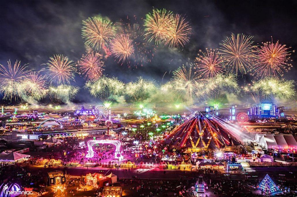 Edc Las Vegas 2017 Set Times Announced Discotech The