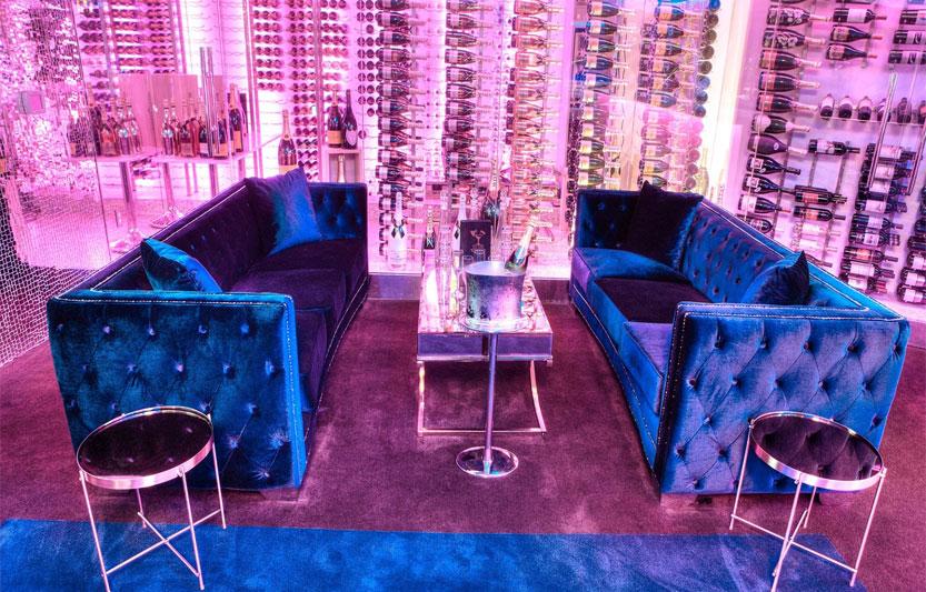 Champagne room santa barbara