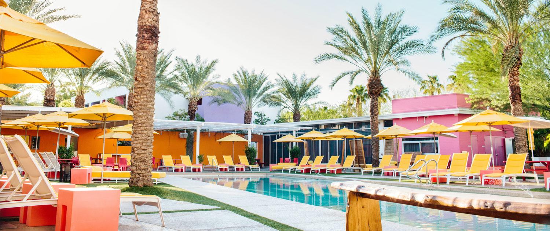 Saguaro Hotel Palm Desert The Saguaro Palm Springs 2 See