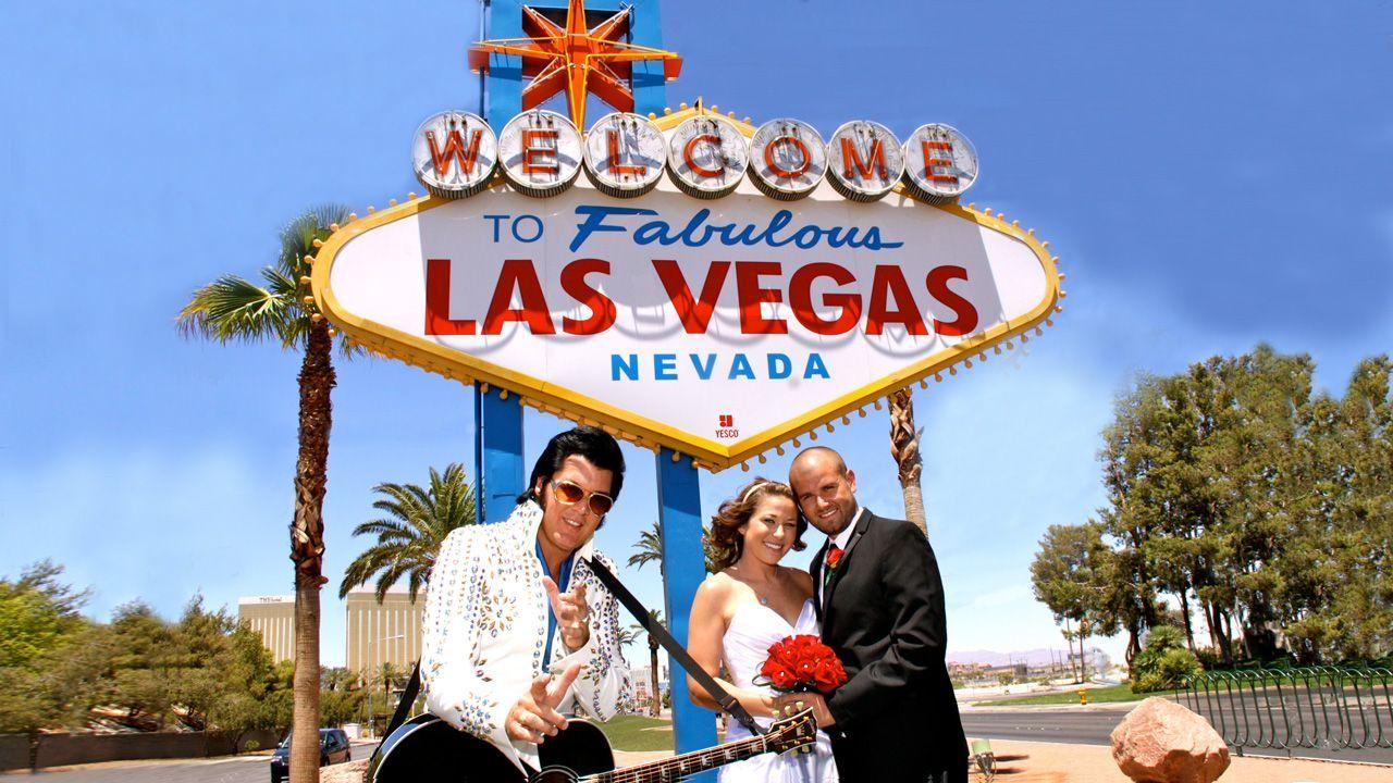 Vegas Hochzeit