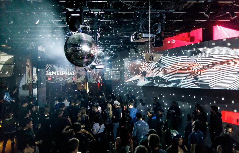 Q nightclub events