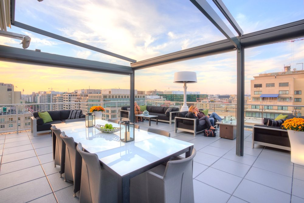 Best Rooftop Bars and Lounges in Washington DC - Discotech ...