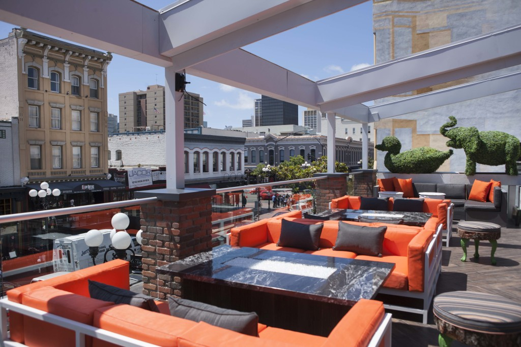 Best Rooftop Lounges & Bars in San Diego - Discotech - The ...