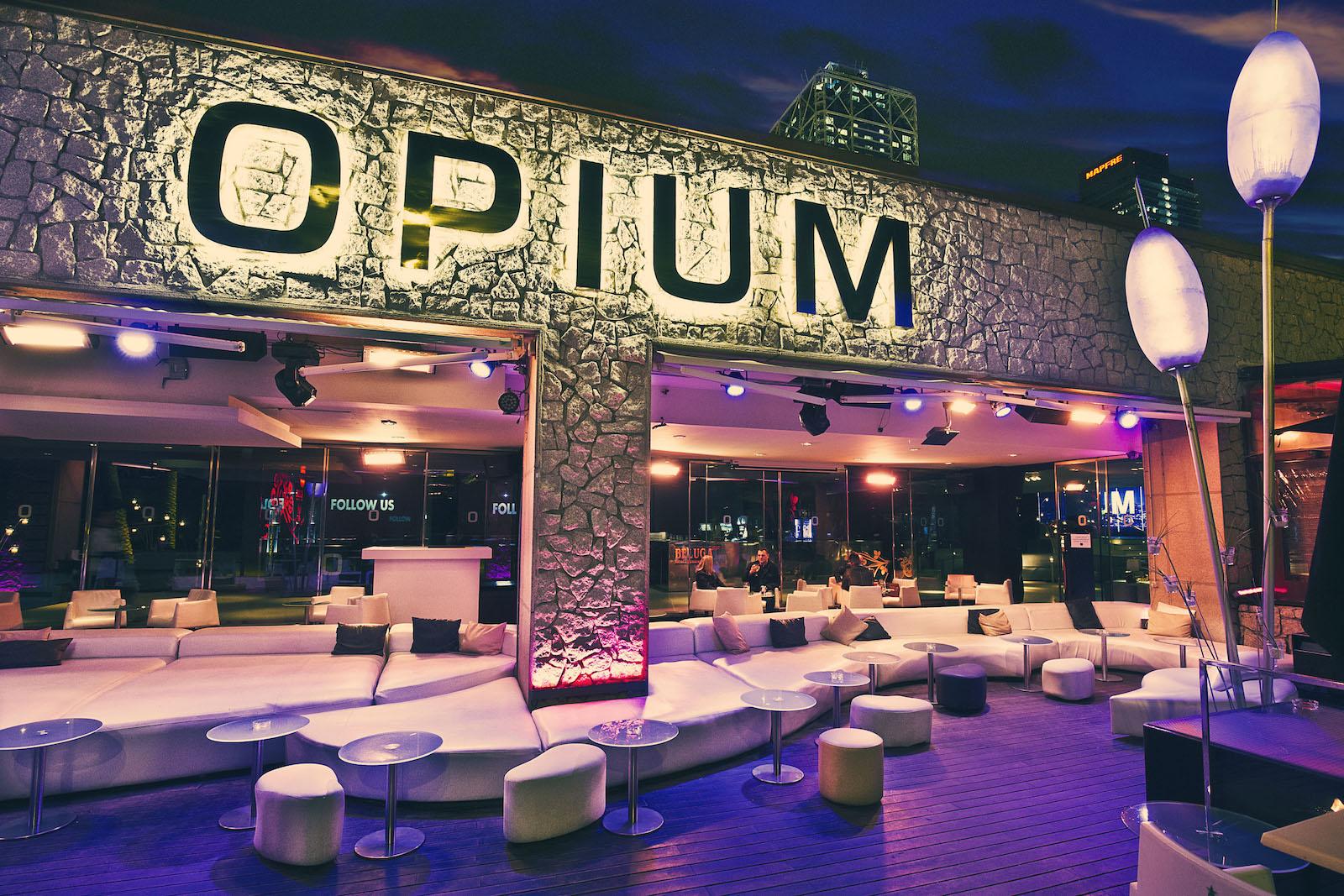 Opium Barcelona Insider S Guide Discotech The 1
