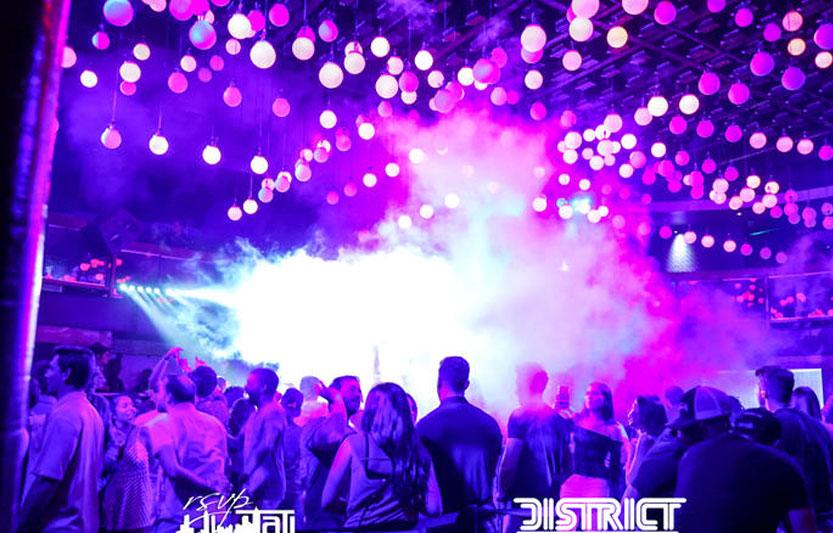 District Nightclub Atlanta Insider S Guide Discotech