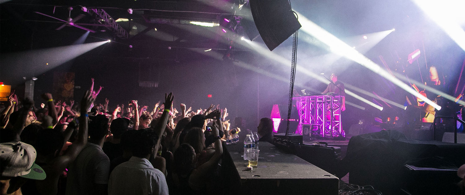 The Pressroom Insider's Guide - Discotech - The #1 Nightlife App