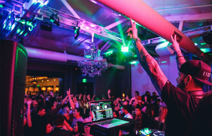 Best EDM Clubs in Sacramento - Discotech - The #1 Nightlife App