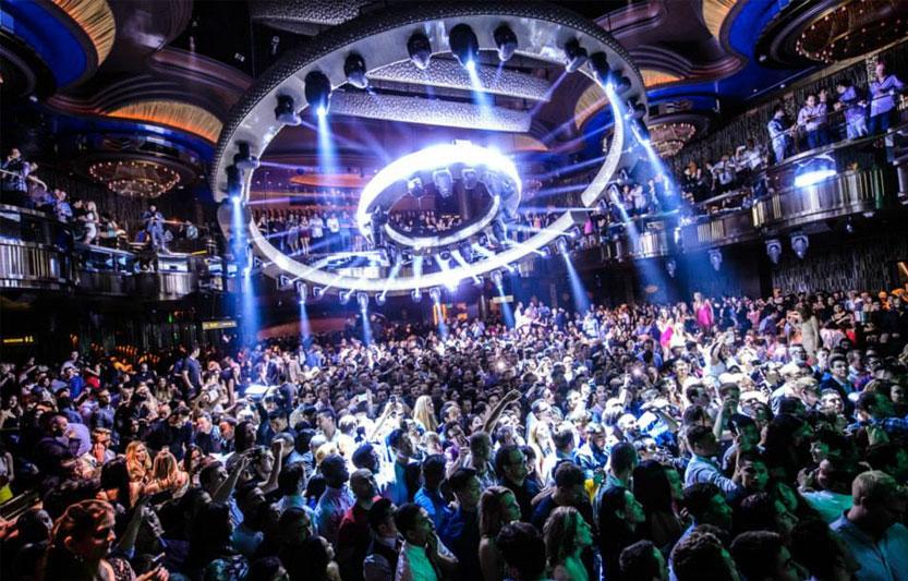 Omnia Nightclub Las Vegas Insider S Guide Discotech