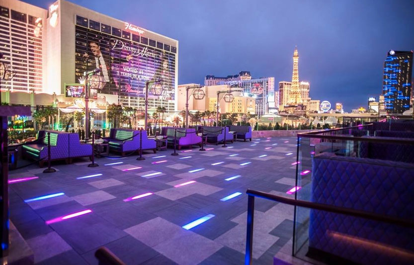 Omnia nightclub las vegas insider 39 s guide discotech for 1234 dance floor